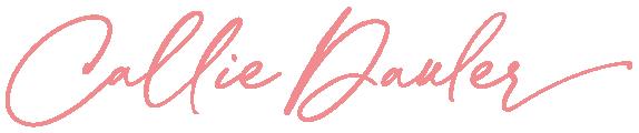 Callie Signature
